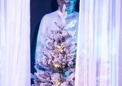 Дайте дочитать. Выпуск второй. «Представь». Рождественский спектакль по стихам Иосифа Бродского.