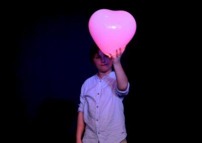 «Большой секрет для маленькой компании.» Музыкальное представление по песням на стихи Юнны Мориц. Первый день рождения театра.