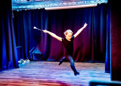 Открытый урок детской театральной студии «Играем в цирк».
